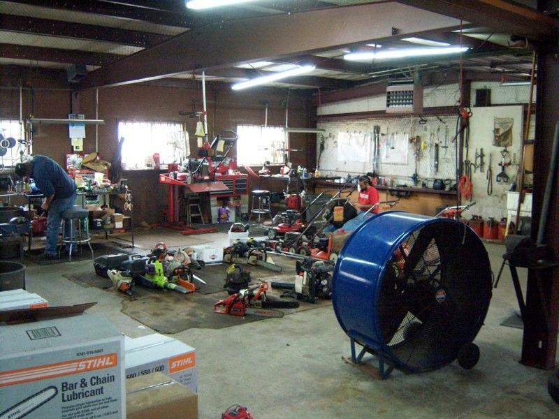 Our Back Shop