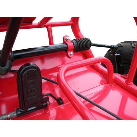 Chain/<br>Dual wheel drive
