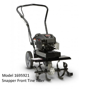 Snapper Front Tine Tiller-1695921