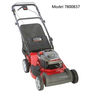 Snapper Lawnmowers-7800837