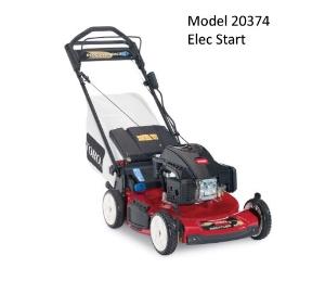 Toro Model 20374