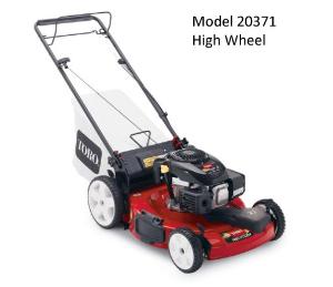 Toro Model 20371